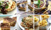 Super Bowl Recettes: 10 Easy Party Foods Tout le monde va réjouir