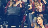 «L'Incroyable Famille Kardashian de Saison 9 Cast Nouvelles 2014: Khloé Kardashian Censément Nom de signe des autographes Avec Lamar Odom milieu divorce rumeurs [Photos]
