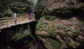 Top 10 des plus beaux canyons de fente dans le monde