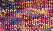 Les chaussettes à tricoter - instructions