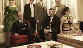 Saison AMC Mad Men '7, Partie 2 Nouvelles: Créateur Actions Weiner Matthieu de frustrations »Plus de manque d'Emmy Award remporte pour Cast