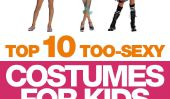 Halloween Hall of Shame: Costumes-Trop sexy pour les petites filles
