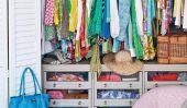Making The Swap: (! Et les meilleurs produits de stockage) Comment stocker vos vêtements d'été