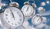 Combien horloge est en Allemagne?  - Pour en savoir étranger