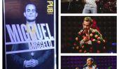 """Basé à Brooklyn, origine vénézuélienne Chanteur-Conteur Migguel Anggelo éveille les sens, wows Épuisé Foule au Pub de Joe à New York avec Concert """"Between Dreams / Entre Sueños"""""""