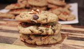 Emporter Bluff: Cookies aux pépites de chocolat Bretzels