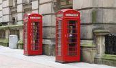 Billigvorwahl pour l'Angleterre - appels si bon marché