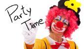 Make-up comme un clown - Instructions