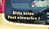 Client allemand Post - Comment faire une demande comme un employé du service