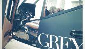 """«Cinquante Shades of Grey"""" Film Cast, Nouvelles et Date de sortie: l'hélicoptère de Christian Grey Revealed Avant Trailer '50 Shades [Photos]"""