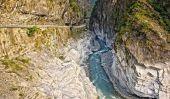 Gorges de Taroko, Les montagnes de marbre de Taiwan