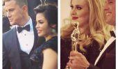 De Ben Afleck, Channing Tatum, Adele -Le Oscars 2013 Red Carpet Behind The Scenes!  (Photos)