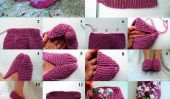 Tutorial chaussons Cozy