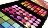 "Make-up tips ""Flowerpower"" - si bien réussi un maquillage frappante"