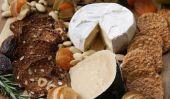Annonce des finalistes dans le septième Grand Prix des fromages canadiens