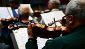 Concert tenue - de sorte que vous sont correctement habillé dans la Kammerspiele
