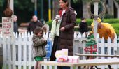 Moments les plus remarquables de Suri Cruise de 2011 (de photos)
