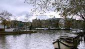 A Amsterdam, la visite du marché de poissons et d'autres conseils pour les canaux de la ville