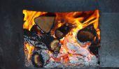 Chauffage poêle à charbon correctement - comment cela fonctionne: