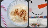Crème de neige Recette: chocolat, fraise et citron neige Cream Ice Cream Recipes
