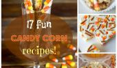 17 Treats vous pouvez faire avec un sac de bonbons au maïs!