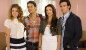 «La Sombra del Pasado 'telenovela spoilers: Cast Members Thelma Madrigal et Pablo Lyle Discuter Love Triangle, chevaux de selle