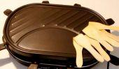 Clean raclette - comme l'appareil à raclette est propre