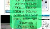 Applications Voyage 10 qui sont tout simplement Genius