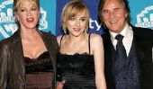 Top 10 des belles actrices avec Celebrity Parents