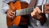 Apprenez à lire la musique pour guitare - donc lire une tablature