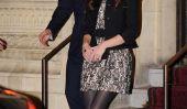 Kate Middleton enceinte?  New Spark Pictures bébé Bump rumeurs (Photos)