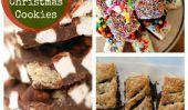 10 Easy-Bake (ou sans cuisson) Biscuits de Noël