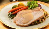 Non Fail Easy-Peasy Turquie Gravy