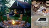 40 Idées Fire Pit bricolage