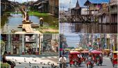 Iquitos, plus grande ville du monde qui peut être atteinte par la route
