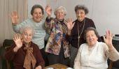 jeux de mouvement pour les personnes âgées - de sorte que vous rester en forme à l'âge