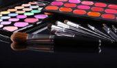 Asie Maquillage des yeux - si bien réussi un maquillage indien