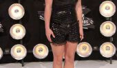 Britney Spears VMA Style: Trop conservateur in Black Shorts Romper?  (Photos)
