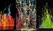 Les photographies de Martin Klimas Peinture au Disturbed par Sound