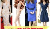 Celebrity Dolls vs Réalité: Jennifer Lopez, Kate Middleton, et plus encore!