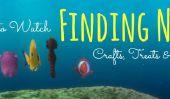 Une nouvelle façon de regarder Finding Nemo: Artisanat, gâteries et PLUS