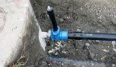 Les conduites d'eau en PE, en acier inoxydable ou en cuivre?  - pour et contre