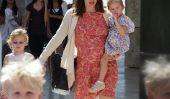 Bump Watch: Jennifer Garner enceinte et filles bénéficiant LA soleil!  (Photos)
