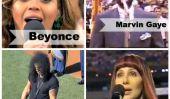 Les 10 meilleures performances Hymne national Ever