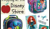 Facile comme par magie!  21 Essentials dos-à-école du Disney Store