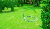 Construire robinet d'eau dans le jardin