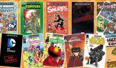 Les ventes de livres de bandes dessinées: à la hausse, tant en version imprimée et numérique
