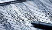 Dans les catégories de formulaires Excel - Instructions