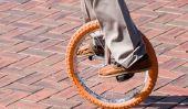 Instructions - apprendre le monocycle