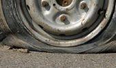 Jeter de vieux pneus - donc faire correctement